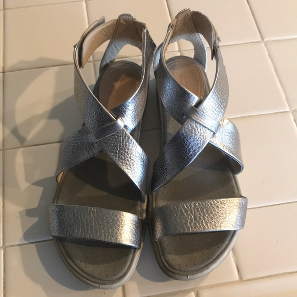 11470539f871 Ecco Shoes - Ecco Damara sandal Velcro size 8